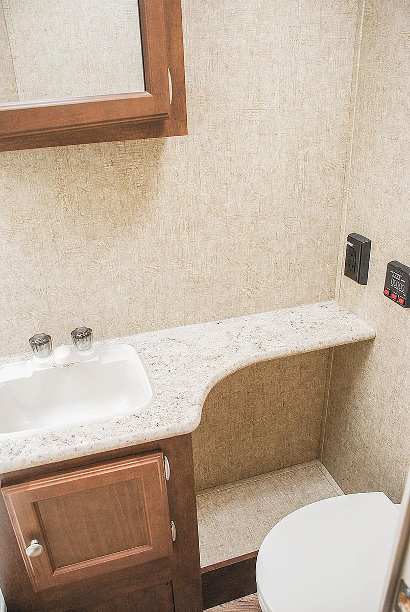 Sonic Lite SLVMS Travel Trailer Venture RV Rv Bathroom Sink. Amazing  Kitchen Rv Bathroom Sink