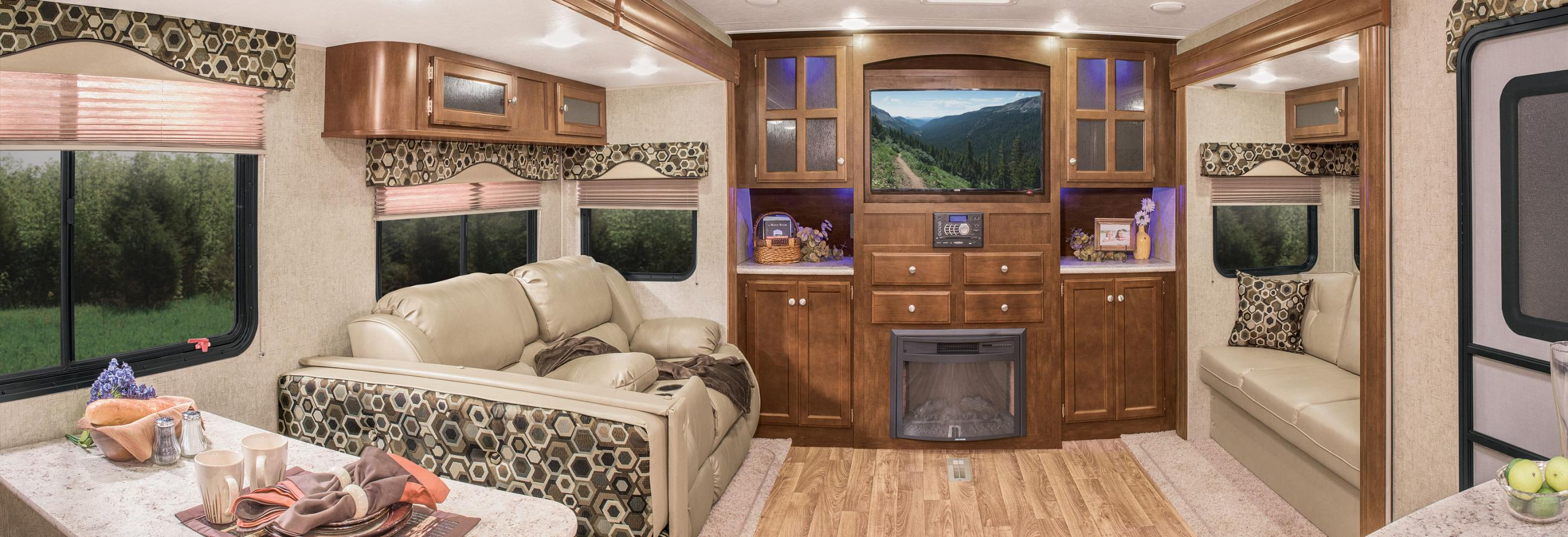 2016 sporttrek travel trailers and toy haulers