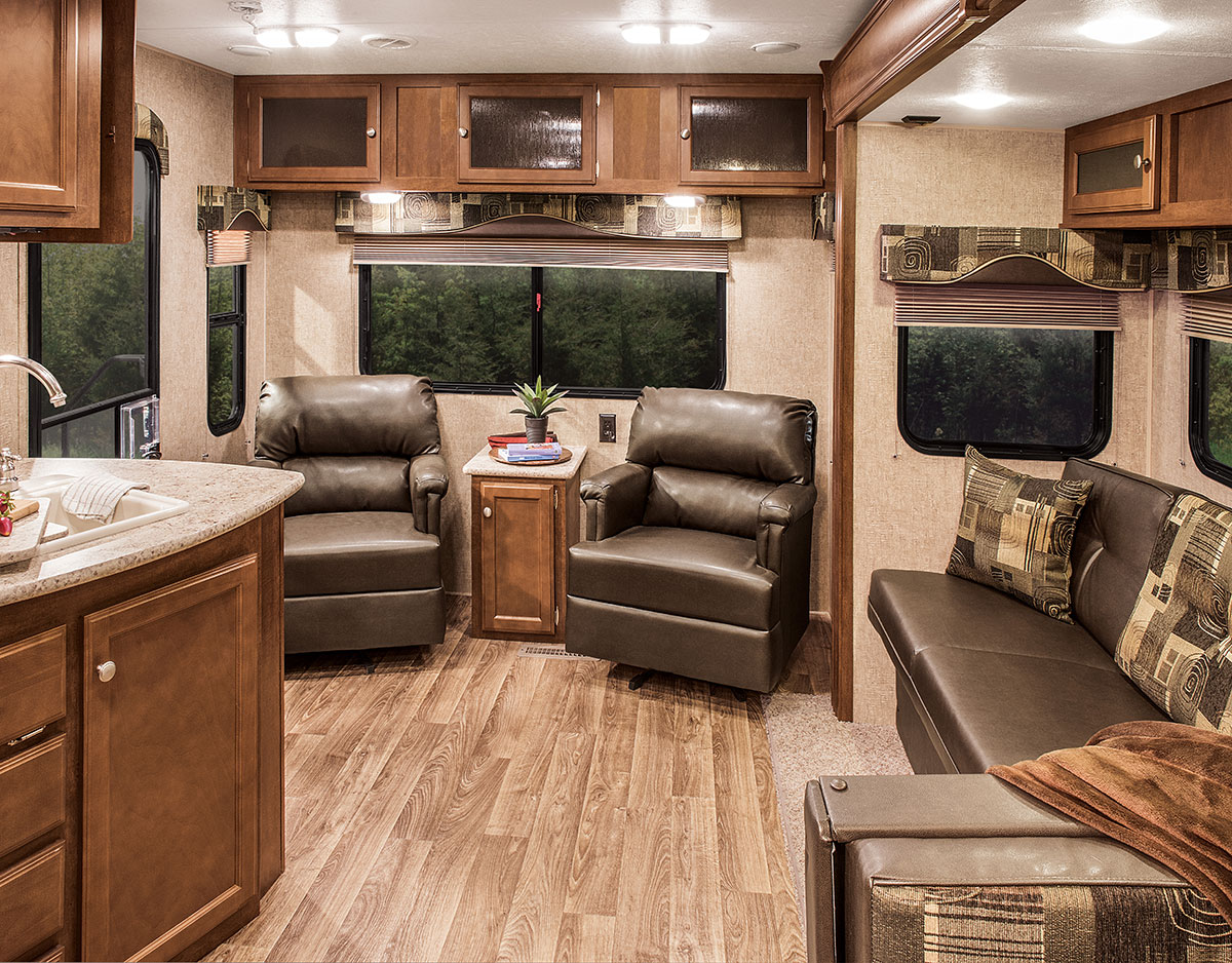 2016 Sporttrek St282vrl Travel Trailer Venture Rv