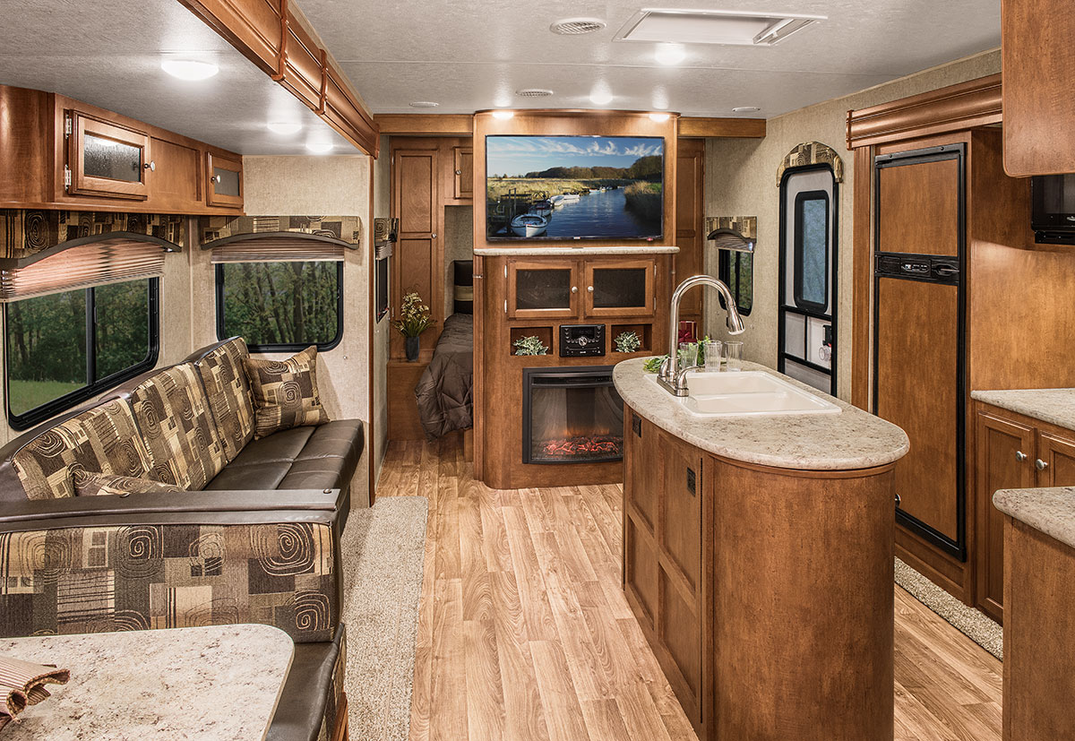 2016 Sporttrek St320vik Travel Trailer Venture Rv