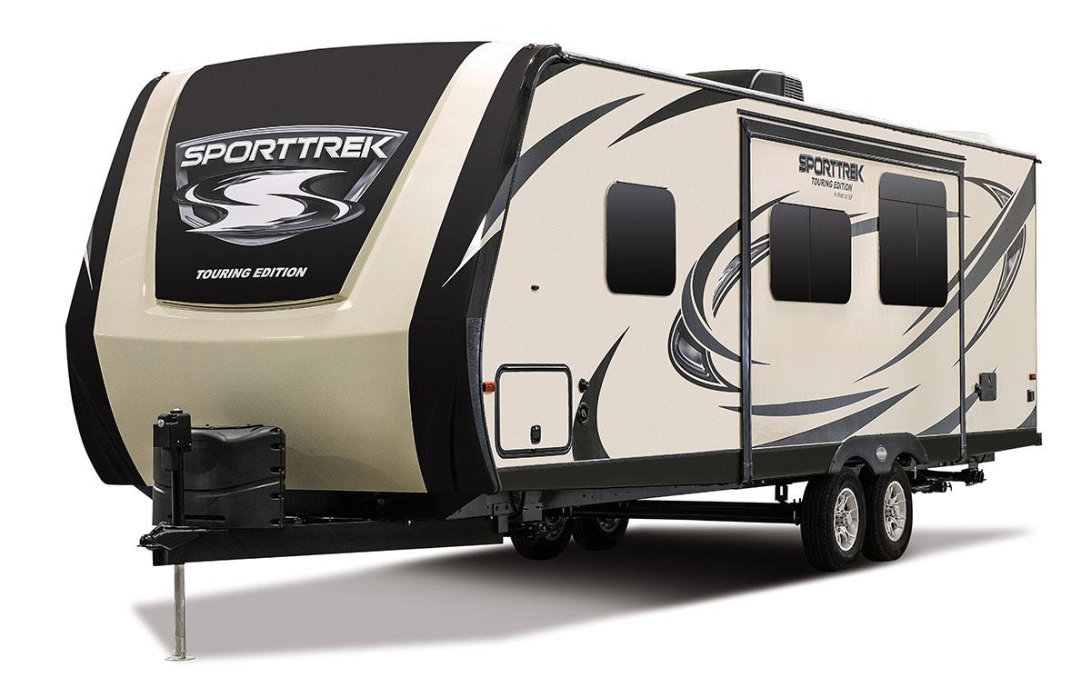 2016 Sporttrek Touring Edition Stt280vrb Travel Trailer Venture Rv