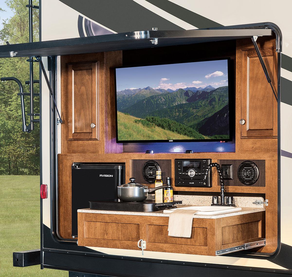 2016 Sporttrek Touring Edition Stt280vrb Travel Trailer