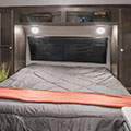 2018 Venture RV Sonic Lite SL150VRK Travel Trailer Bed