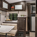 2018 Venture RV Sonic Lite SL169VRD Travel Trailer Kitchen Cabinets