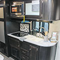 2018 Venture RV Sonic SN190VRB Travel Trailer Kitchen