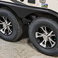 2018 Venture RV Sonic SN200VML Travel Trailer Exterior Wheels