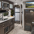 2018 Venture RV Sonic SN200VML Travel Trailer Kitchen