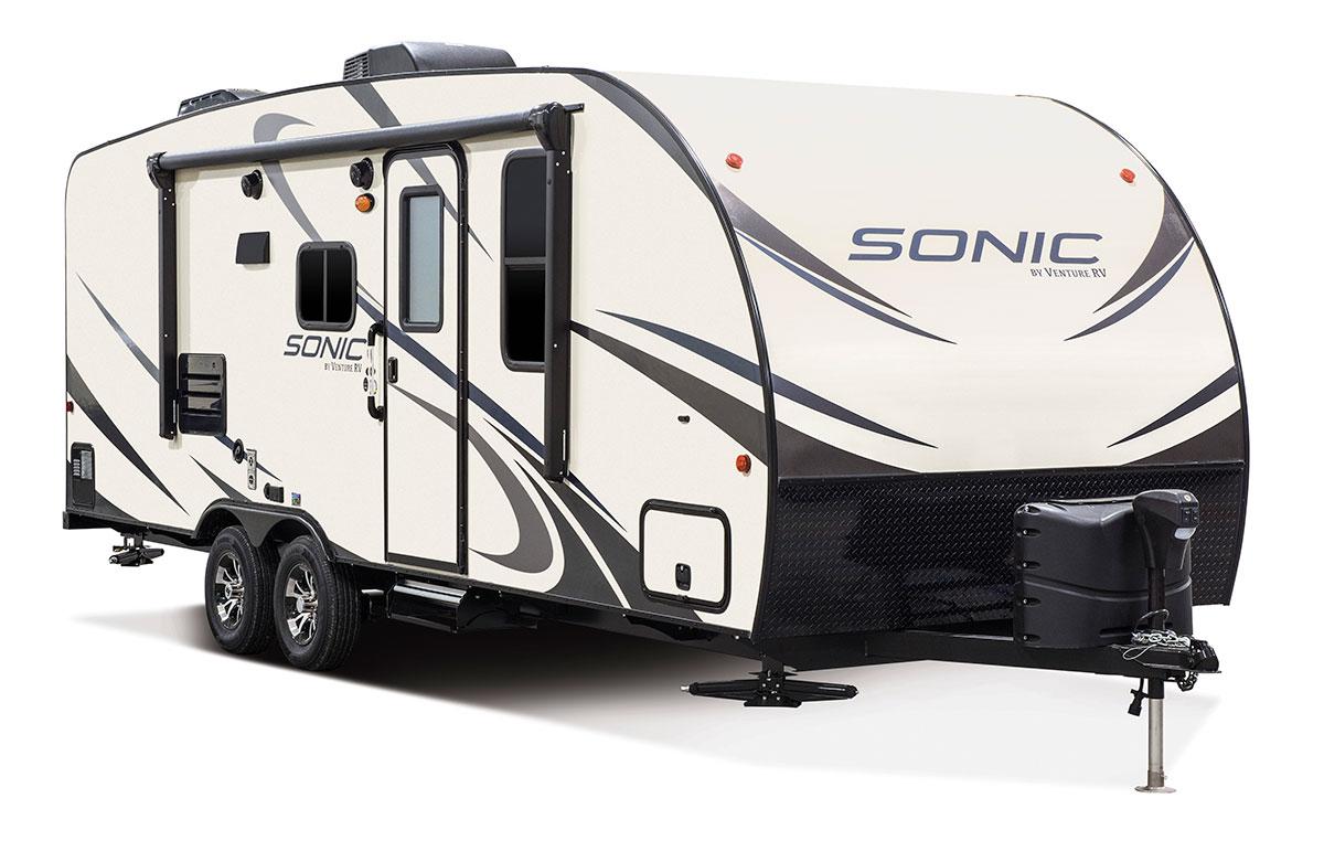 Sonic Travel Trailer >> Sonic Sn220vbh Travel Trailer Venture Rv