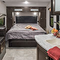 2018 Venture RV Sonic SN220VBH Travel Trailer Bed
