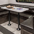 2018 Venture RV Sonic SN220VBH Travel Trailer Dinette
