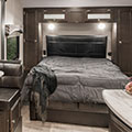 2018 Venture RV Sonic SN220VRB Travel Trailer Bed