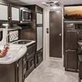 2018 Venture RV Sonic SN220VRB Travel Trailer Kitchen