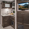 2018 Venture RV Sonic SN231VRL Travel Trailer Kitchen