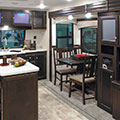 2018 Venture RV SportTrek Touring Edition STT333VFK Travel Trailer Dinette
