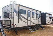 2018 Venture RV SportTrek Touring Edition STT333VFK Travel Trailer Exterior
