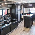 2018 Venture RV SportTrek Touring Edition STT333VFK Travel Trailer Kitchen