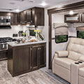 2018 Venture RV SportTrek Touring Edition STT336VRK Travel Trailer Kitchen