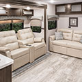 2018 Venture RV SportTrek Touring Edition STT336VRK Travel Trailer Theater Seating