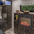 2018 Venture RV SportTrek Touring Edition STT343VIK Travel Trailer Fireplace