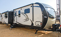 2018 Venture RV SportTrek Touring Edition STT343VIK Travel Trailer Exterior