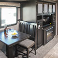 2018 Venture RV SportTrek Touring Edition STT343VIK Travel Trailer Dinette