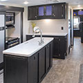 2018 Venture RV SportTrek Touring Edition STT343VIK Travel Trailer Kitchen