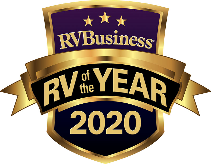 RV Business 2020 RV of the Year Award