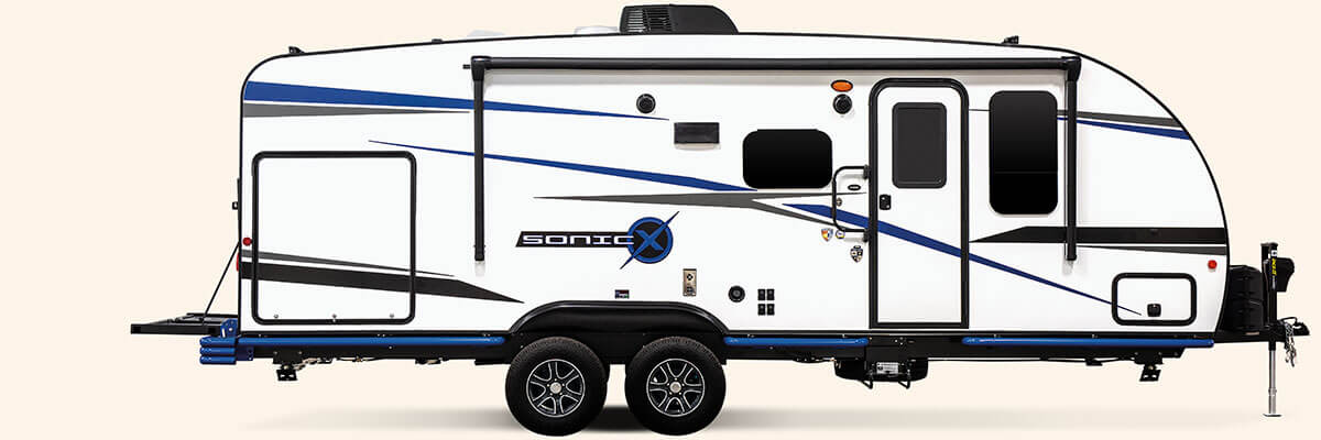 2020 Venture RV Sonic X Ultra Lite Travel Trailer