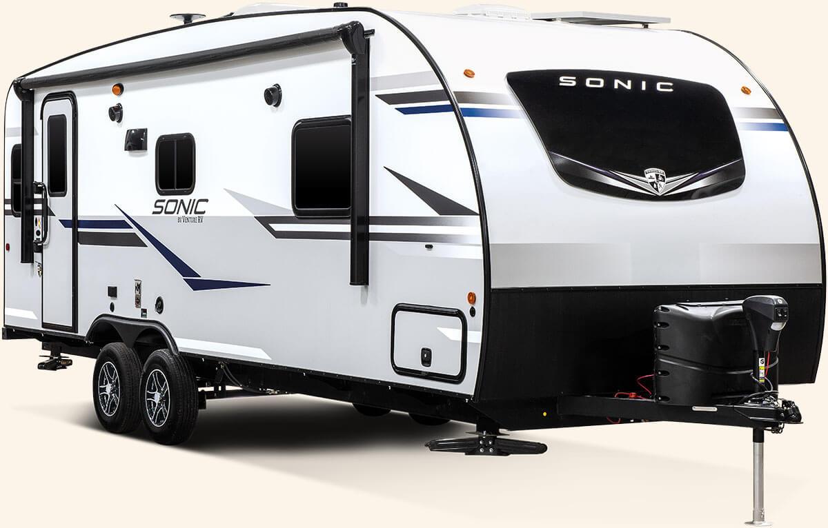 2021 Venture RV Sonic SN231VRL Ultra Lite Travel Trailer
