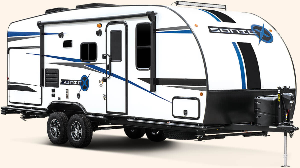 2021 Venture RV Sonic X SN220VRBX Ultra Lite Travel Trailer