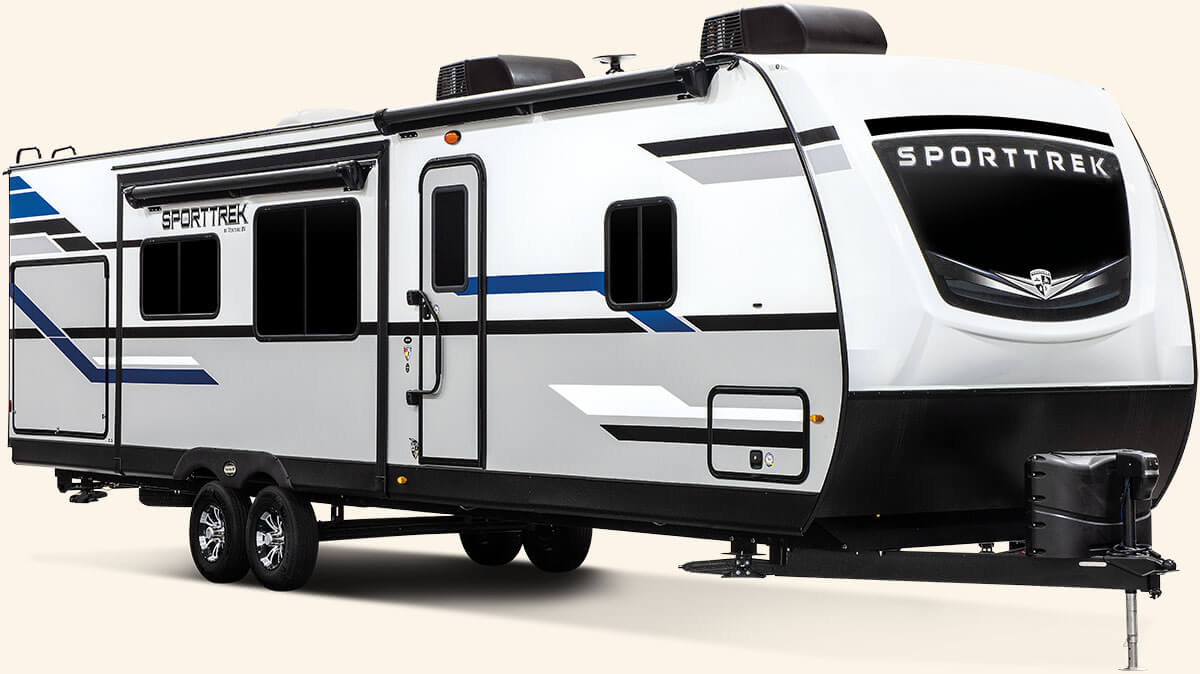 2021 Venture RV SportTrek ST327VIK Lightweight Travel Trailer