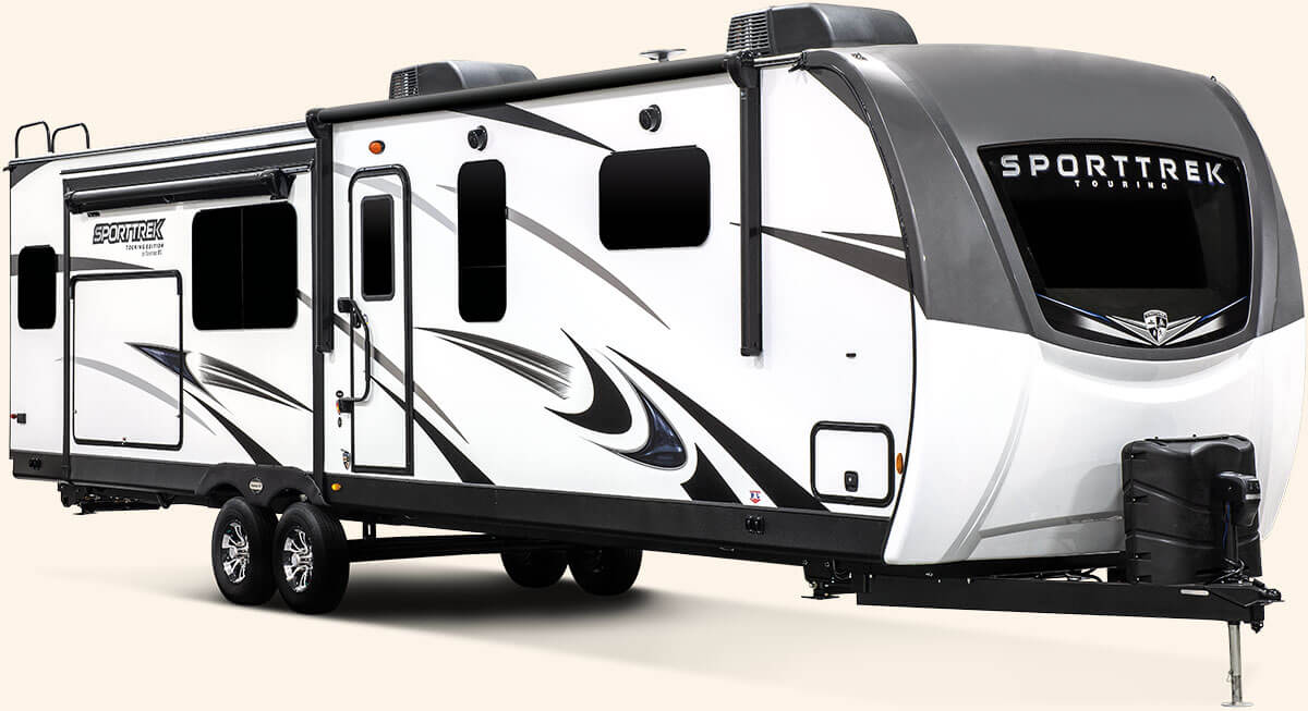 2021 Venture RV SportTrek Touring Edition STT343VIK Luxury Travel Trailer