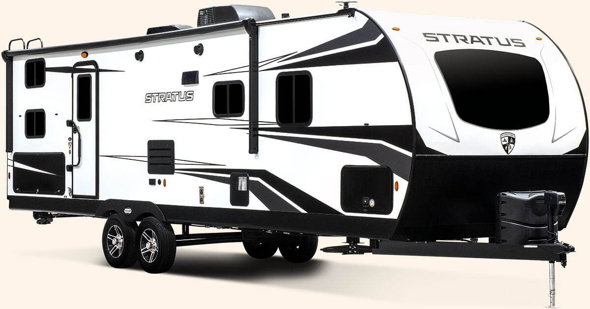 2021 Venture RV Stratus SR281VBH Ultra Lite Travel Trailer