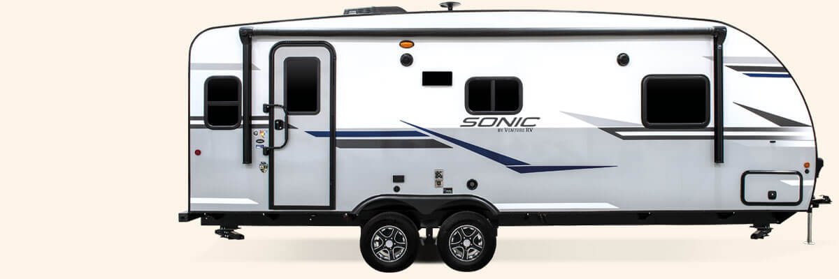 2021 Venture RV Sonic Ultra Lite Travel Trailer