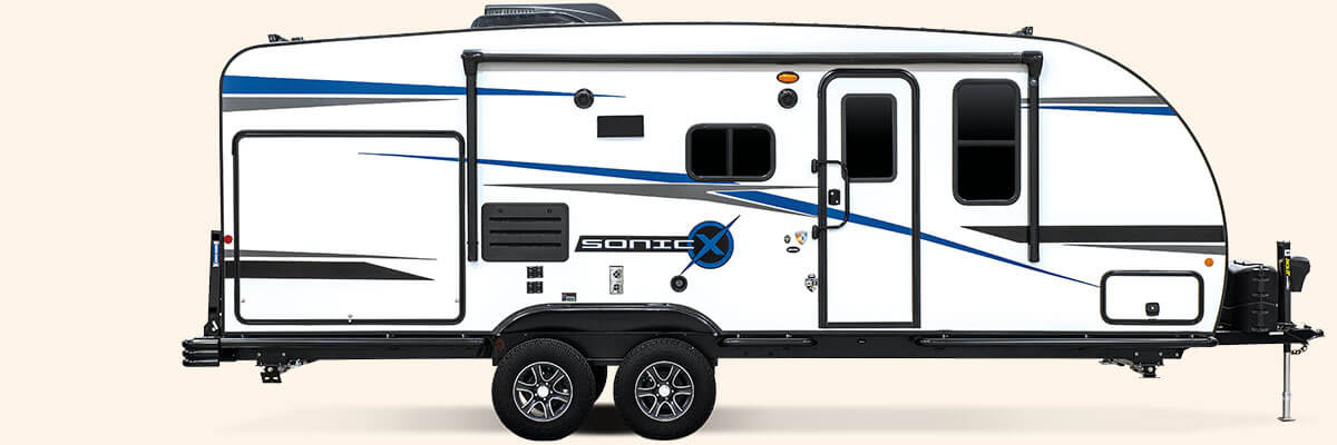 2021 Venture RV Sonic X Ultra Lite Travel Trailer