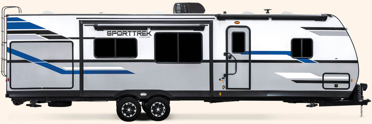 2021 Venture RV SportTrek Lightweight Ultra Lite Travel Trailer