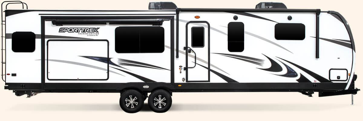 2021 Venture RV SportTrek Touring Edition Luxury Travel Trailer
