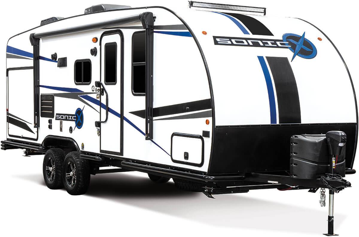 2022 Venture RV Sonic X SN220VRBX Ultra Lite Travel Trailer