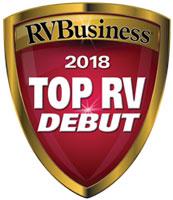 RV Business 2018 Top RV Debut Award