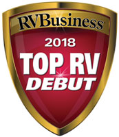 RV Business 2018 Top RV Debut Award