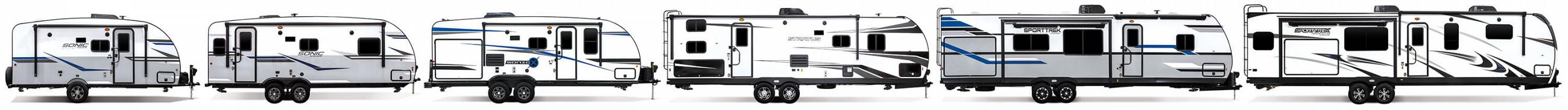 2021 Venture RV Exterior Product Lineup