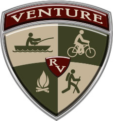 Venture RV Logo 2016 Colors