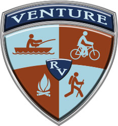 Venture RV Logo 2017 Colors